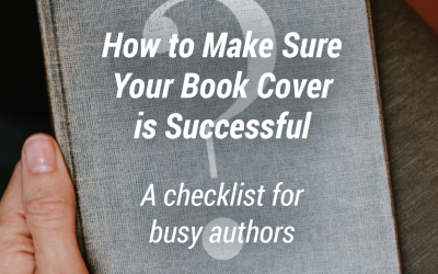 How to Make Sure Your Book Cover is Successful