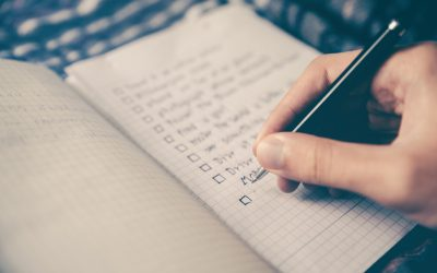 3 Steps to Make Your 2020 Publishing Resolutions Stick